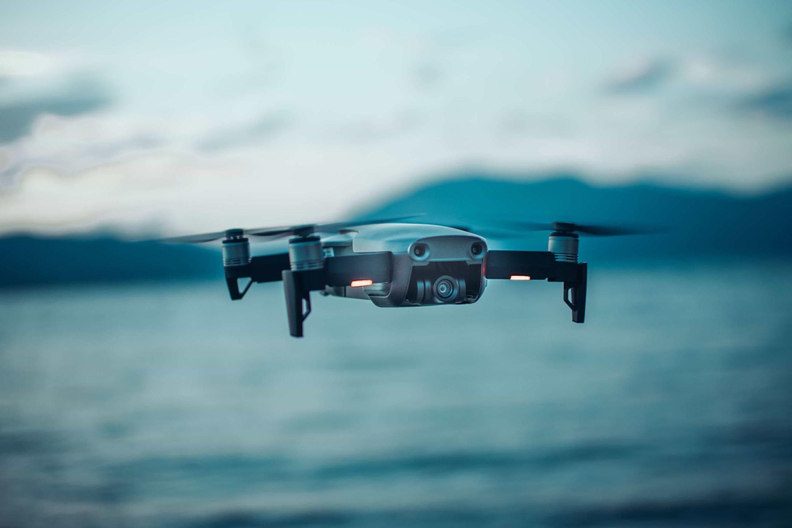 Drone & technologies embarquées